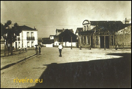 Alamedade Riveira ,1940 aprx.