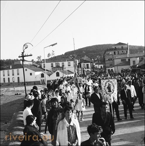 1965 Procesión do Carmen