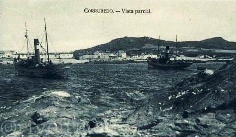 1915 Corrubedo. Colección Joferpa