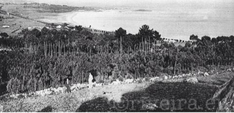 1940 Santa Uxía.Arquivo Joferpa