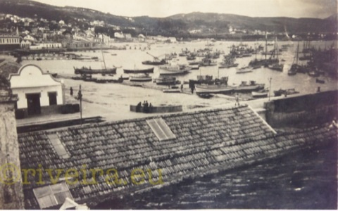 1940 Riveira porto. Arquivo Joferpa