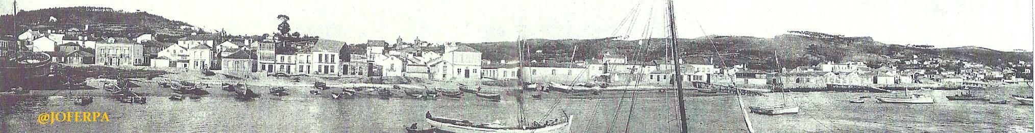 1914 Riveira dique. Arquivo Joferpa.