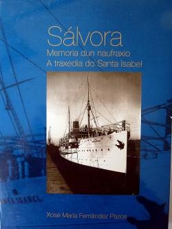 Portada libro naufraxio Santa Isabel