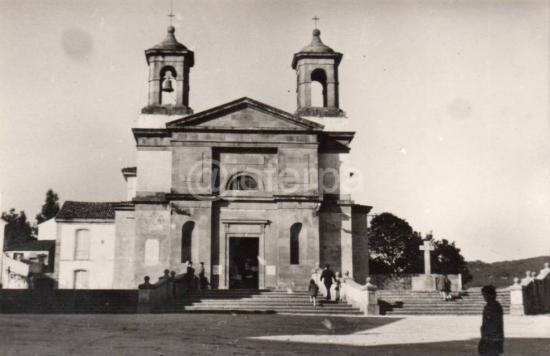 1965 Riveira Igrexa Parroquial de Santa Uxía