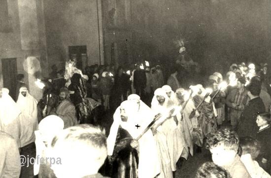 1957 Riveira Primeira Cabalgata de Reis1w