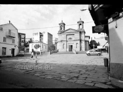 1970 aprx. Praza de Otero Goyanes. Arquivo Joferpa